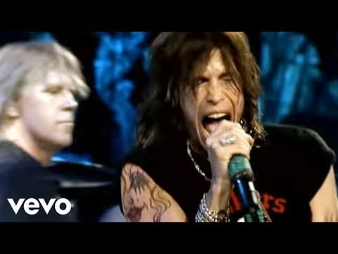 Aerosmith - Last Child (from You Gotta Move)