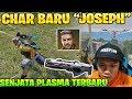 UPDATE TERBARU! CHAR BARU JOSEPH PELARI TERCEPAT SAAT DISAKITI! - Garena Free Fire