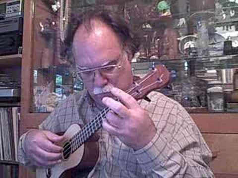 Ka Ipo Lei Manu: John King ukulele