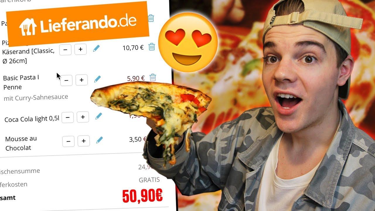 100 zuf llig bei pizza lieferservice bestellen youtube. Black Bedroom Furniture Sets. Home Design Ideas