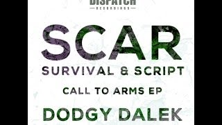 SCAR - Dodgy Dalek - DIS078D - OUT NOW