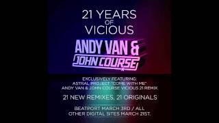 Astral Project - Come With Me (Andy Van & John Course Vicious 21 Remix)