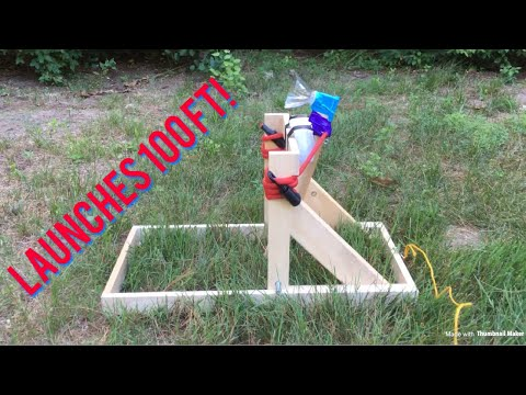 100 ft + Catapult Project