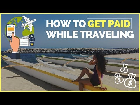 HOW TO GET PAID WHILE TRAVELING COURSE REVIEW