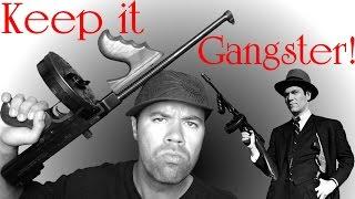 Tommy Gun! | Thompson Machine Gun Review!