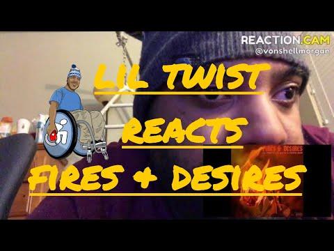 Lil Twist Feat. Trippie Redd & Lil Wayne Fires & Desires ( Official Audio) (Handicap Reacts)