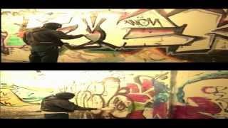 graffiti adictos video official badts 1515 h2l undersquad graffiti tijuana mexico 2012