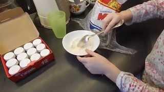 Как делать кашу и соки для куклы.