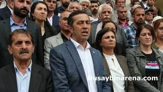 Nusaybin HDP Belediye Başkanı mazbatasını aldı