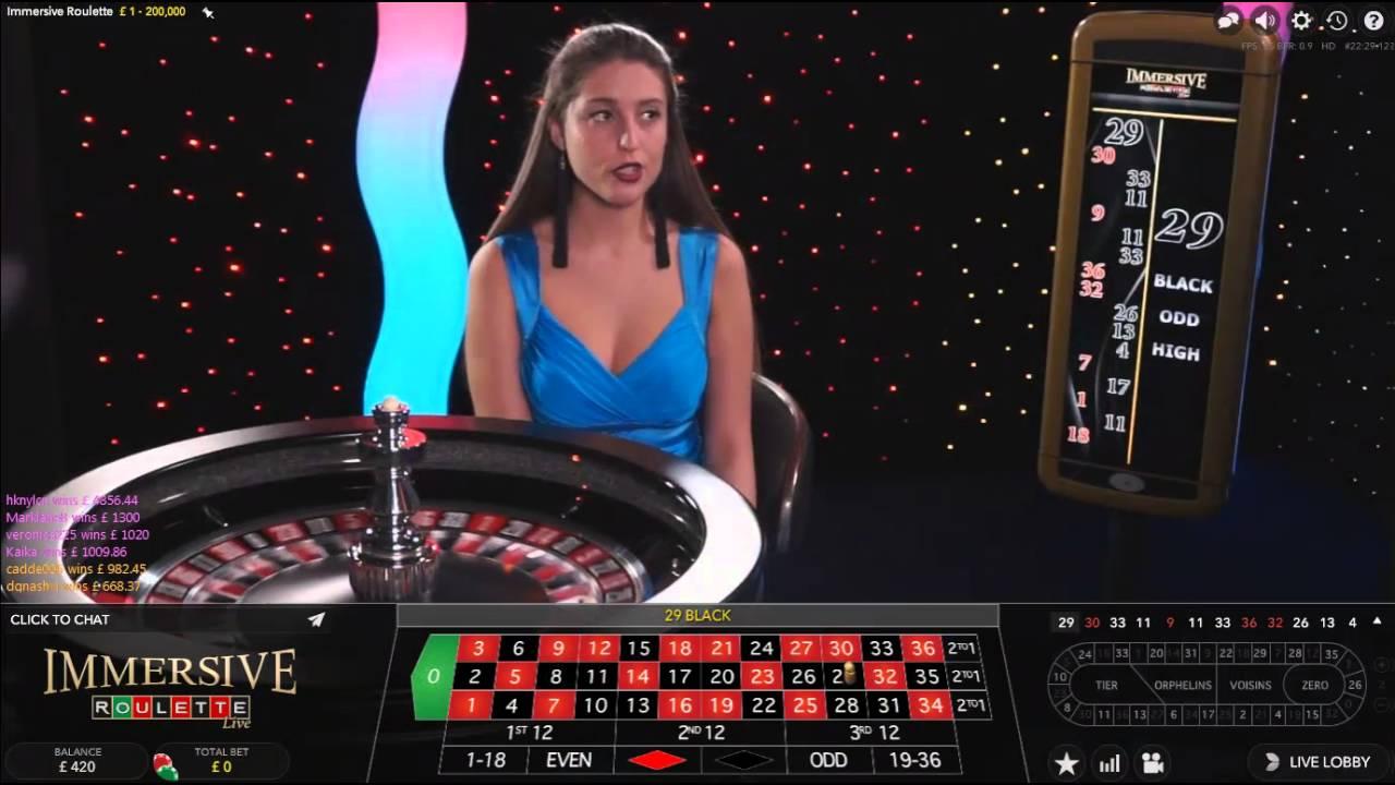 Live Video Roulette