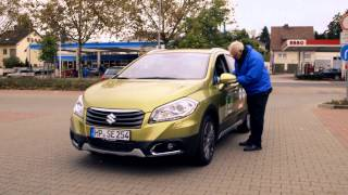 Die CO₂-Challenge von Suzuki und der AUTO ZEITUNG