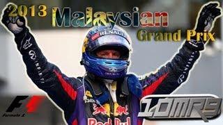 Malaysian Grand Prix│Formula 1│2013│HD