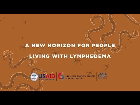 New Horizon for People Living with Lymphedema