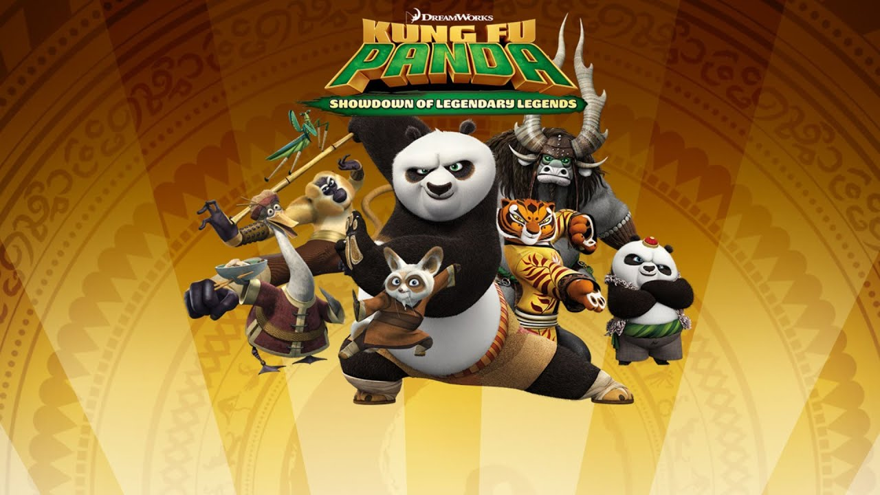 livestream: kung fu panda: showdown of legendary legends gameplay (1