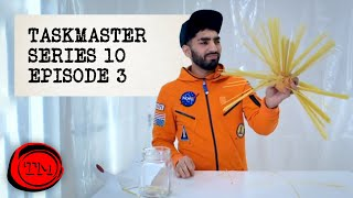 Taskmaster - Series 10, Episode 3 | Full Episode | 'Point of swivel.'
