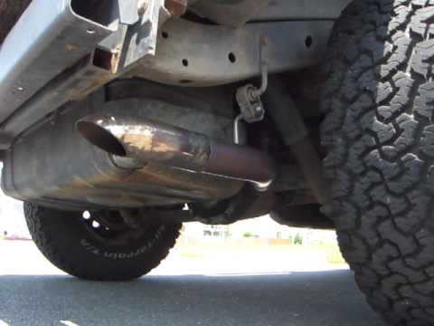 Jku Cat Back Exhaust