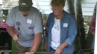 Broken Branch Ranch Twig Furniture Workshop