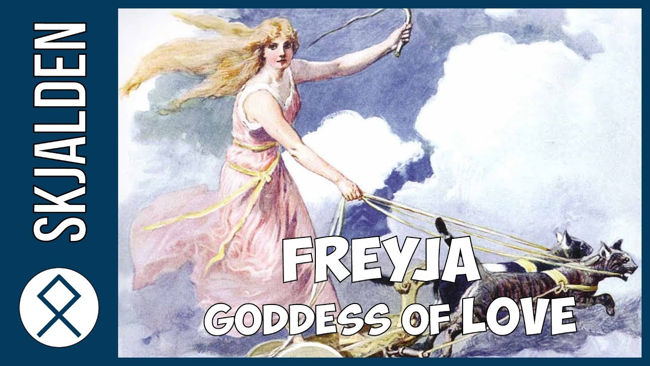 Freya the Goddess of Love in Norse Mythology