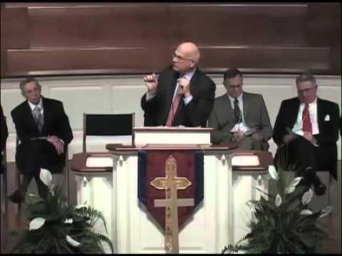 Tim Keller speaks at John Stott's US Memorial