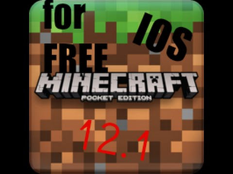 How To Download Minecraft Pocket Edition 12.1 For Free!! No Jailbreak On IOS9 (Iphone/ipad/ipod)