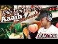 Gambar cover WILLY PAUL X REKLESS - AAAIHREACTION