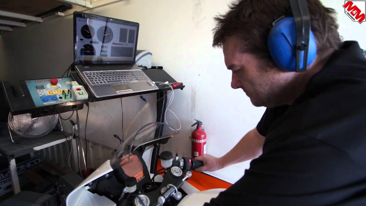 Hypertest 2012 pr sentation youtube for Franck nourry garage