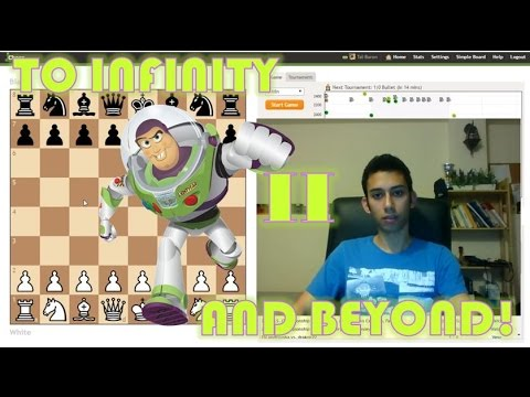 TO INFINITY AND BEYOND! | Road from 2400-∞ - Live Blitz on Chess.com