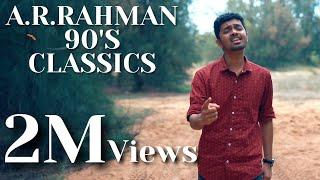 AR Rahman Medley   90s Classics   Part 2   Syed Subahan   M.S.Jones Rupert