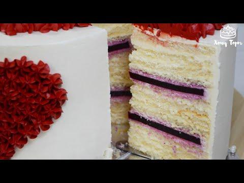 Торт Молочная девочка в домашних условиях пошагово Рецепт вкусного торта с творожно-сливочным кремом