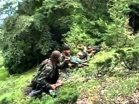 Albanian Mujahideen Attack Serbs