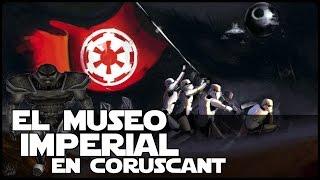 Star wars el museo imperial en coruscant - residencia de darth sidious