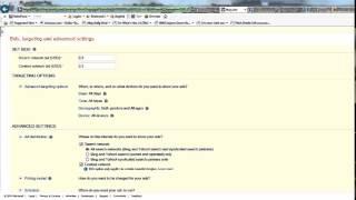 PPC Traffic - Setup a Bing Ads Campaign