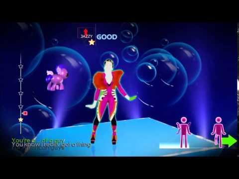 Just Dance 4 Super Bass