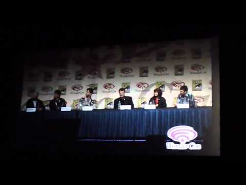 Fringe Panel (part 2) - Wondercon 2012