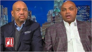 Download Lakers won't make NBA playoffs because of Magic Johnson - Charles Barkley l Pardon the Interruption Mp3 and Videos