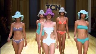 TCN LIVE Spring Summer 2015 080 Barcelona Full Show by Fashion Channel