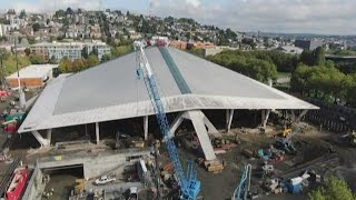 Get A Peek Inside Seattle's Soon-to-be NHL Arena