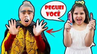 A Babá malvada voltou!!!  Heloísa and her Supernanny