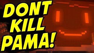 Minecraft: Story Mode Episode 7 DONT KILL PAMA / Choice: YEA I