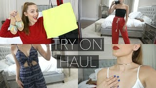 SUMMER FASHION HAUL | Clothes, Shoes & Accessories