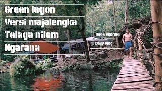 Gambar cover TELAGA NILEM - RAJAGALUH - MAJALENGKA #VLOG6