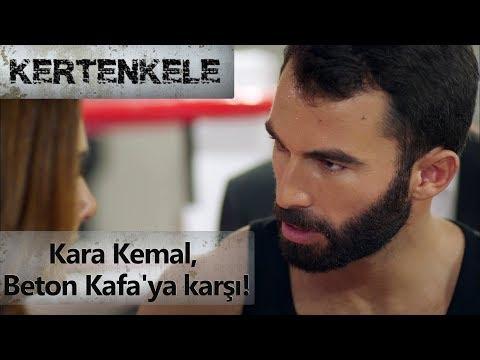 Kara Kemal, Beton Kafa'ya karşı! - Kertenkele