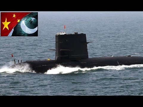 China to Supply Pakistan With 8 New Stealth Attack Submarines