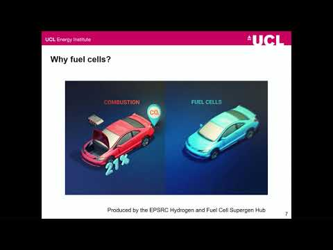 What happened to the hydrogen economy? - Dr Paul Dodds - 20/