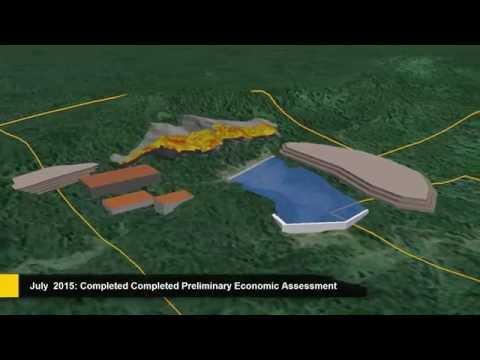 Columbus Gold TSX.V:CGT - Paul Isnard Project, French Guiana