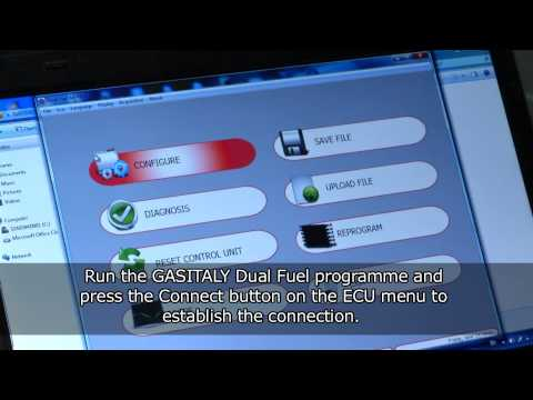 How to install CNG Diesel Dual-Fuel system on your car
