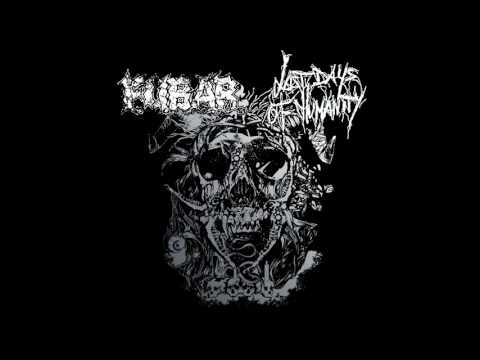 Last Days of Humanity / Fubar split 9