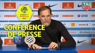 Conférence de presse Paris Saint-Germain - Montpellier Hérault SC (5-1) / 2018-19