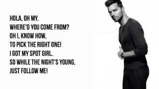 Ricky Martin Ft. Pitbull - Mr. Put It Down (With Lyrics)