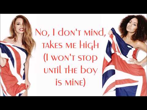Little Mix ~ About The Boy ~ Lyrics
